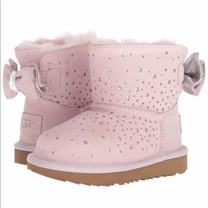 KIds' Ugg Stargirl Classic Mini Bow Boot